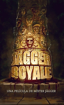 Portada de la película Jägger Royale