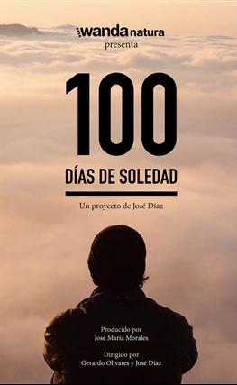 Portada de 100 días de soledad