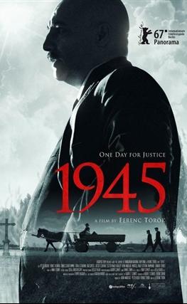 Portada de la película 1945