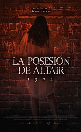 Portada de la película 1974: La posesión de Altair