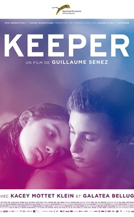 Portada de la película 9 meses (Keeper)