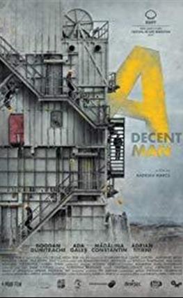 Portada de la película A Decent Man (Un hombre como Dios manda)
