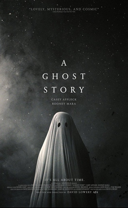 Portada de la película A Ghost Story