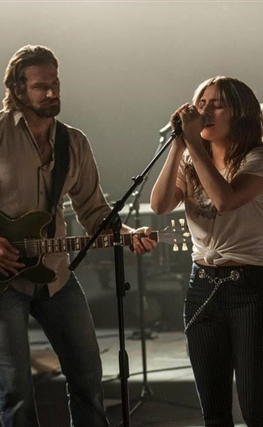 Portada de la película A Star Is Born