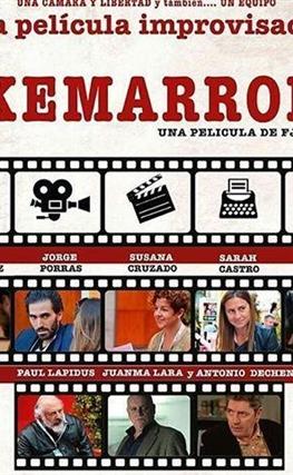 Portada de la película Akemarropa
