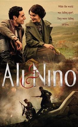 Portada de la película Ali and Nino