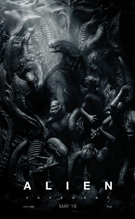 Portada de Alien: Covenant