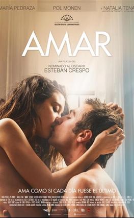 Portada de la película Amar