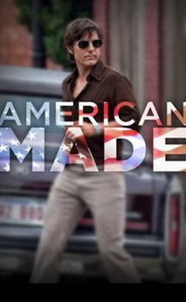 Portada de la película American Made