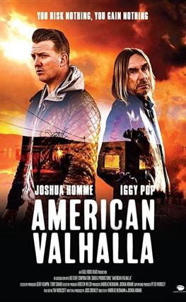 Portada de la película American Valhalla