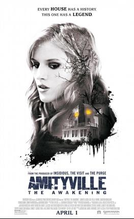 Portada de la película Amityville: El despertar