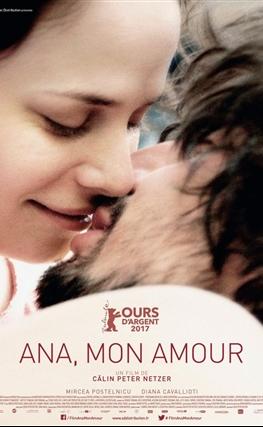 Portada de la película Ana, mon amour