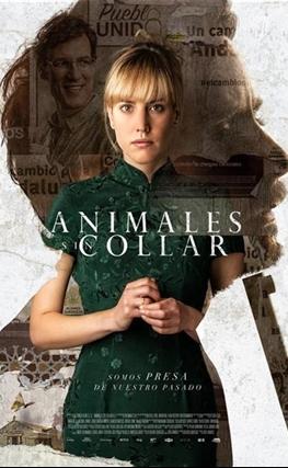Portada de la película Animales sin collar