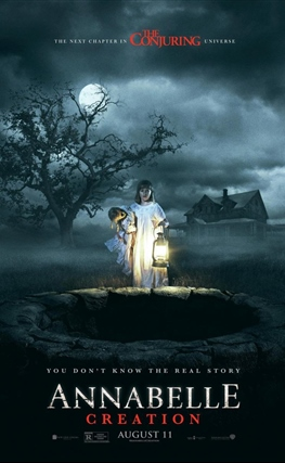 Portada de Annabelle: Creation