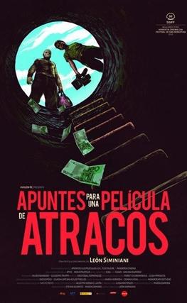 Portada de la película Apuntes para una película de atracos