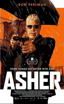 Portada de Asher