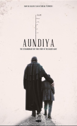 Portada de la película Aundiya