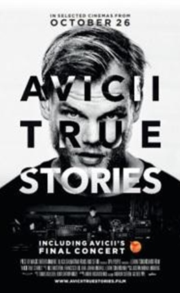 Portada de Avicii: True Stories