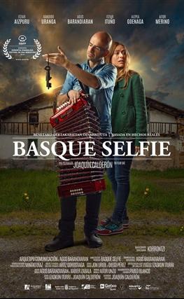 Portada de la película Basque Selfie