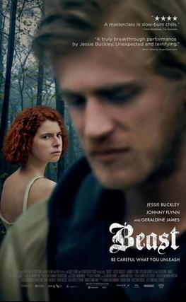 Portada de la película Beast