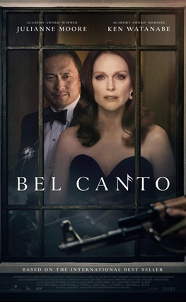Portada de la película Bel Canto