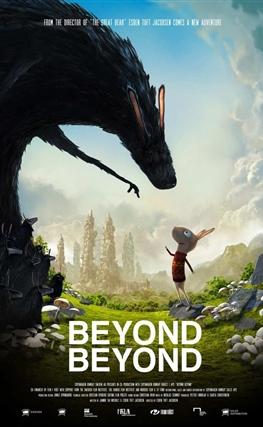 Portada de Beyond Beyond