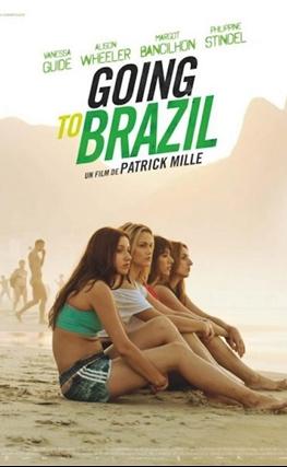 Portada de la película Bienvenidas a Brasil