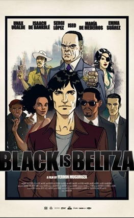 Portada de Black is Beltza