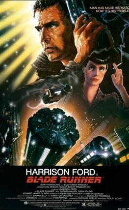 Portada de la película Blade Runner