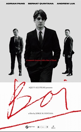 Portada de la película Boi