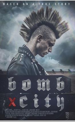 Portada de la película Bomb City