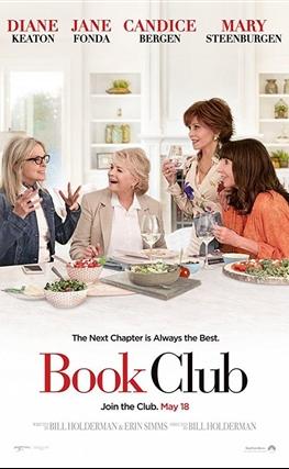 Portada de la película Book Club
