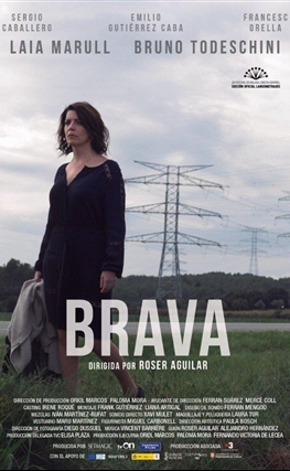 Portada de Brava