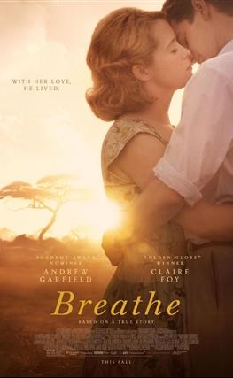 Portada de la película Breathe
