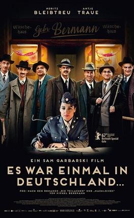 Portada de la película Bye Bye Germany