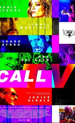 Portada de la película Call TV