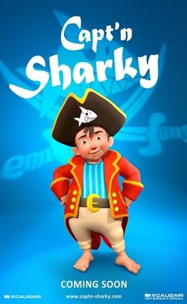 Portada de Capt'n Sharky