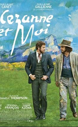 Portada de Cézanne y yo