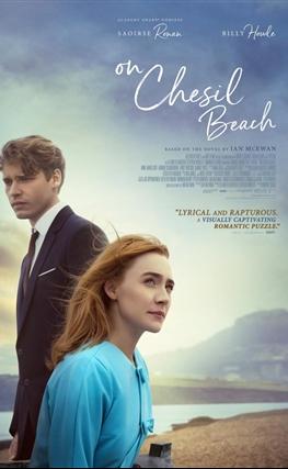 Portada de la película Chesil Beach