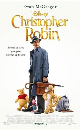 Portada de la película Christopher Robin