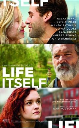 Portada de la película Como la vida misma