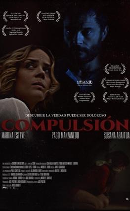 Portada de la película Compulsión