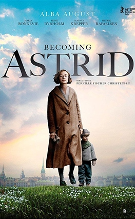 Portada de Conociendo a Astrid