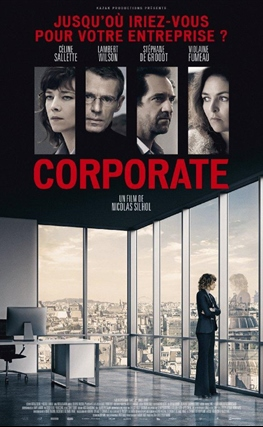 Portada de la película Corporate