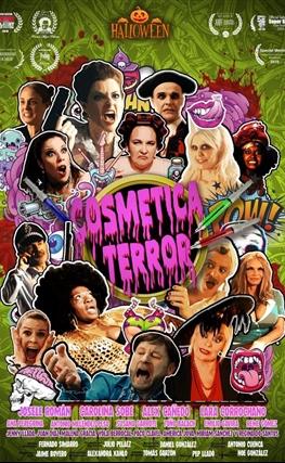 Portada de la película Cosmética Terror