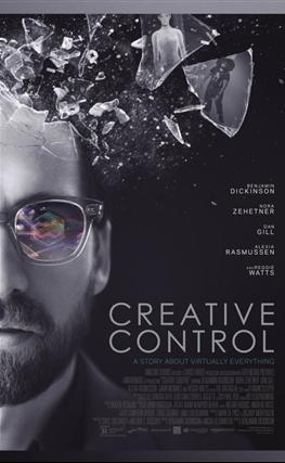 Portada de la película Creative Control