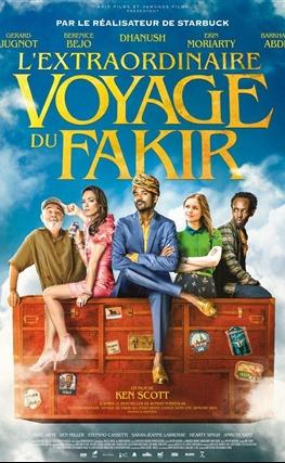 Portada de la película De la India a París en un armario de Ikea