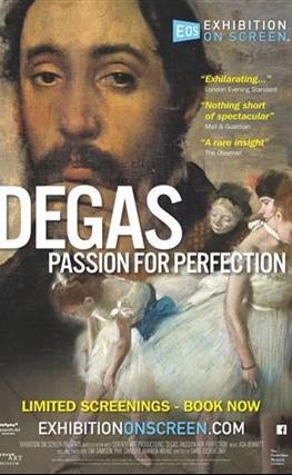 Portada de Degas. Pasión por la perfección