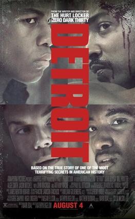 Portada de la película Detroit