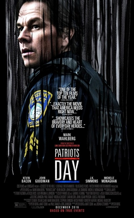 Portada de la película Día de patriotas